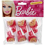 """Язычки-гудки """"Barbie"""" 6 шт"""