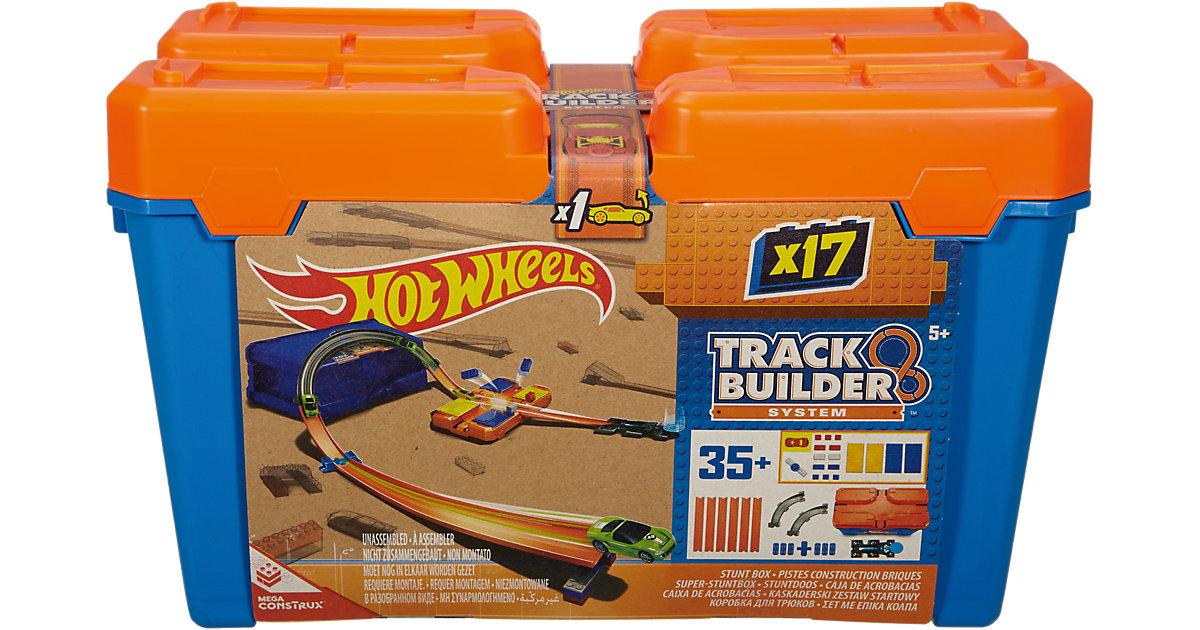 Hot Wheels Track Builder Super-Stuntbox