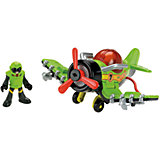 Летательный аппарат Sky Racers Sea Stinger, Imaginext, Fisher Price