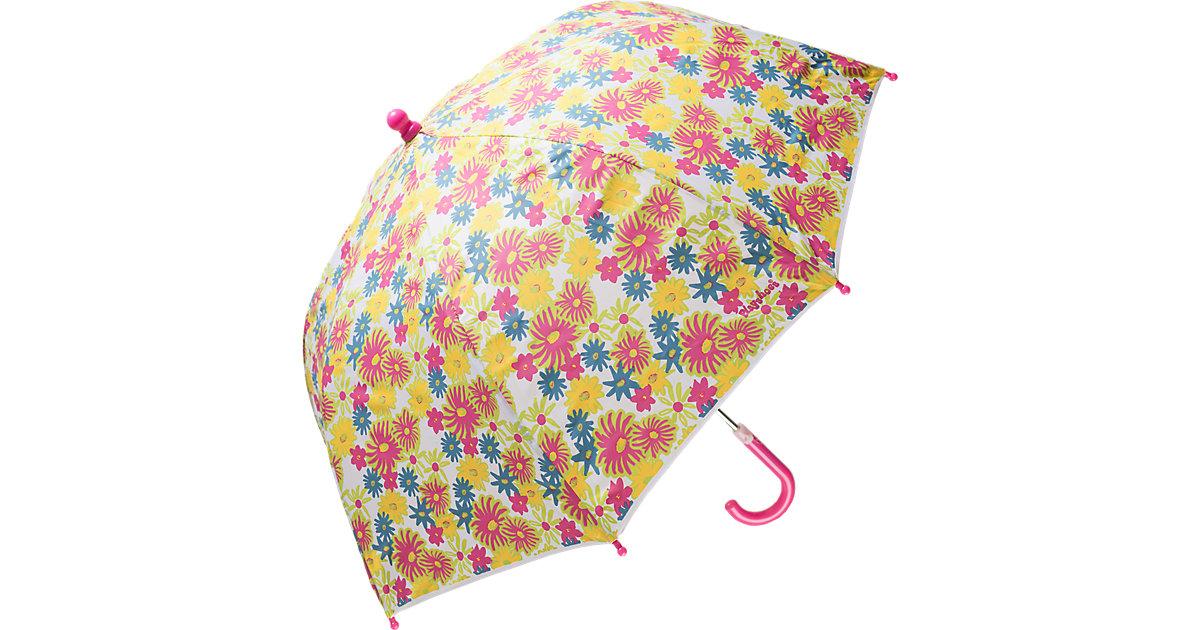Regenschirm BLUMEN Mädchen Kinder