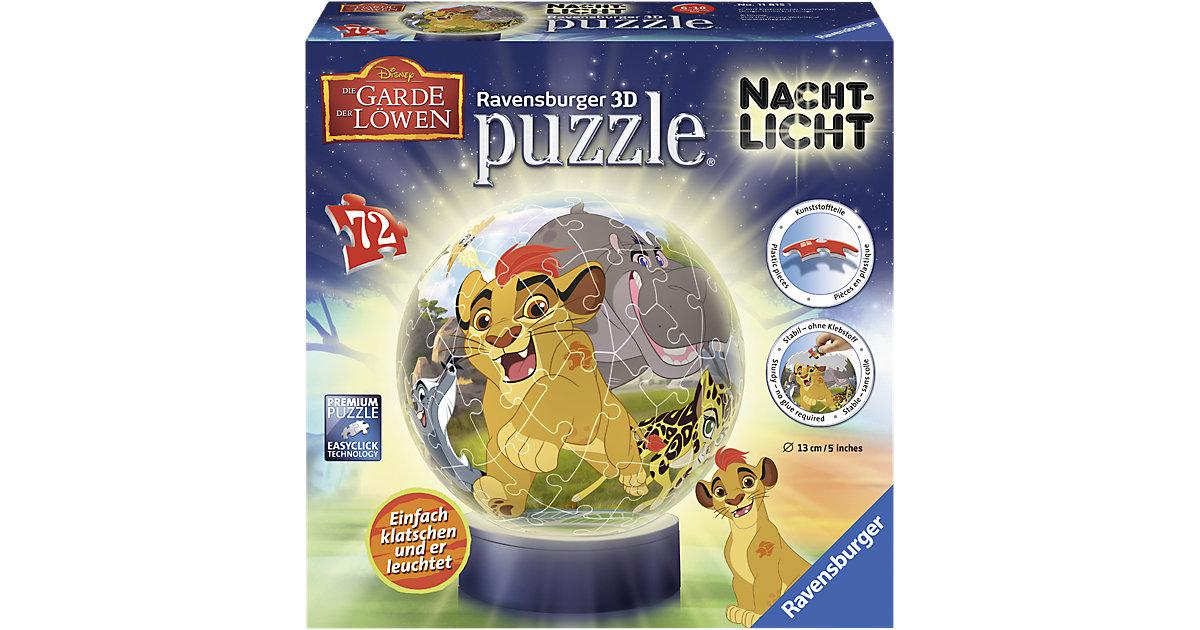 puzzleball® Nachtlicht König der Löwen: Die Gar...