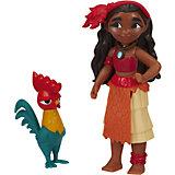 Маленькие куклы Моана и Хей-Хей, Моана