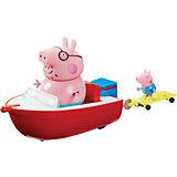 """Игровой набор """"Моторная лодка"""", Peppa Pig"""