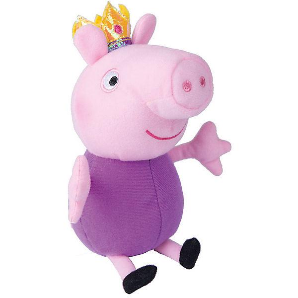 """Мягкая игрушка """"Джордж принц"""", 20 см, Peppa Pig"""