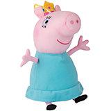 """Мягкая игрушка """"Мама-Свинка королева"""", 30 см, Peppa Pig"""