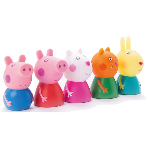 Пальчиковый театр 5 фигурок, Peppa Pig
