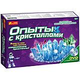 """Научные игры, """"Опыты с кристаллами (Н)"""""""