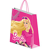 Пакет подарочный 41,5*55*15,5 см, Barbie