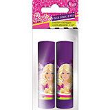 Набор клей-карандашей (2 шт.), Barbie
