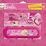 Набор канцелярский (6 предметов), Barbie