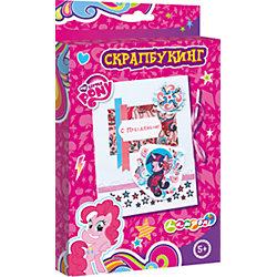 """Набор для детского творчества """"Скрапбукинг"""", My Little Pony"""