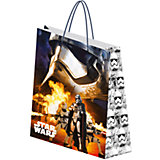 Пакет бумажный подарочный 18*21*8,5 см, STAR WARS