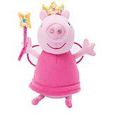 """Мягкая игрушка """"Пеппа Фея с палочкой"""", 20 см, Свинка Пеппа"""