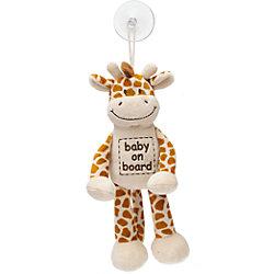 Знак Ребенок в машине Жираф, Динглисар