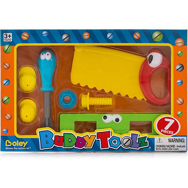Игровой набор инструментов, 7 шт., Boley