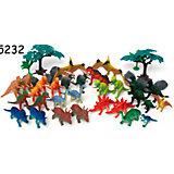"""Игровой набор """"Динозавры"""", 40 предметов, Boley"""