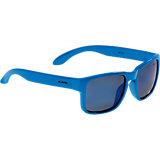 Очки солнцезащитные MITZO, голубые, ALPINA