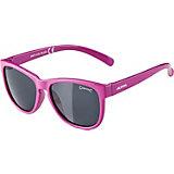 Очки солнцезащитные LUZY, фиолетовые, ALPINA