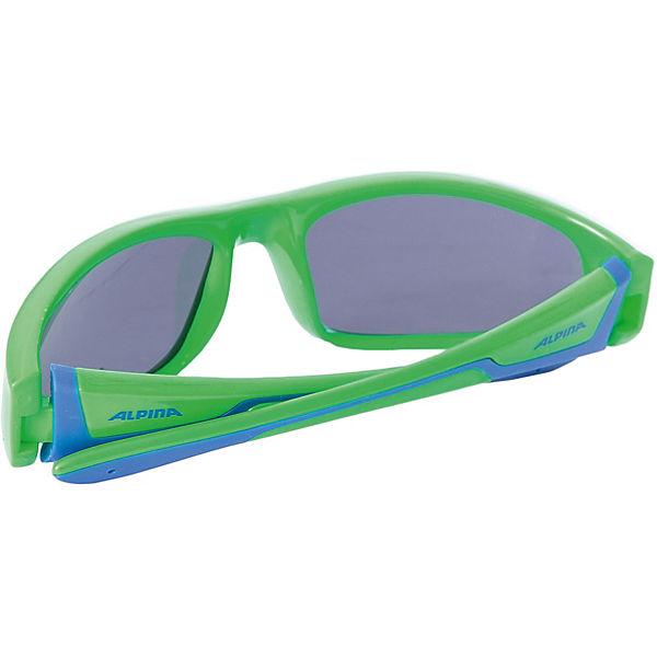 Очки солнцезащитные FLEXXY JUNIOR, неоновые, ALPINA