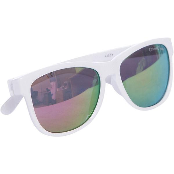 Очки солнцезащитные LUZY, белые, ALPINA