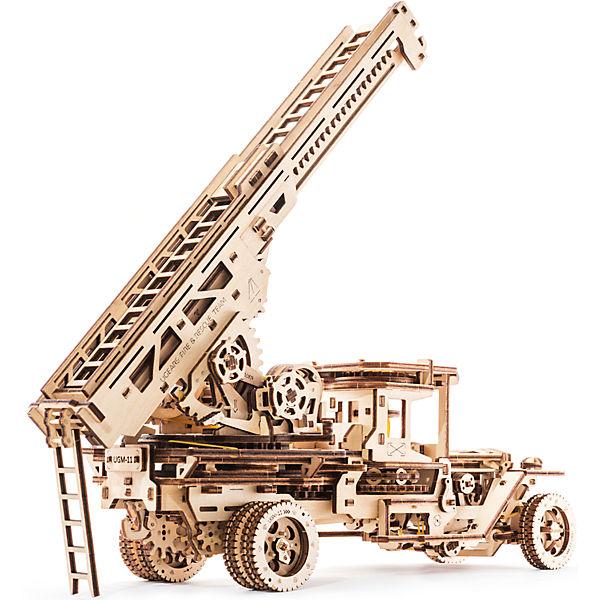 Дополнение к грузовику UGM-11, UGEARS