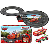 Трэк на батарейках Disney Cars, Carrera