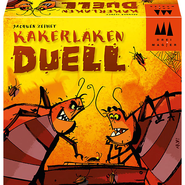 Kakerlaken Duell, Drei Magier Spiele | myToys