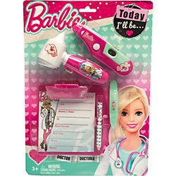 Игровой набор юного доктора на блистере, Barbie