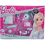 Игровой набор юного доктора средний, Barbie
