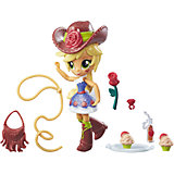 Мини-куклы с аксессуарами, Эквестрия герлз, B4909/B8026