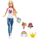Кукла-геймер из серии «Barbie и виртуальный мир»