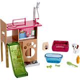 """Набор мебели """"Уголок домашнего питомца"""" из серии """"Отдых дома"""", Barbie"""