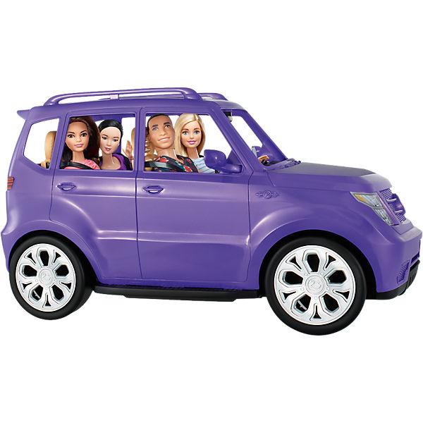 Внедорожник Barbie
