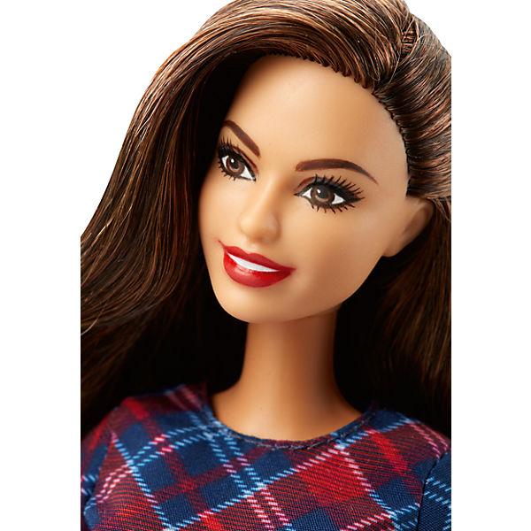 "Кукла из серии ""Игра с модой"" Plaid On Plaid, Barbie"
