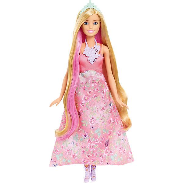 Принцесса с волшебными волосами, Barbie