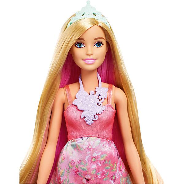 Барби кукла с волшебными волосами