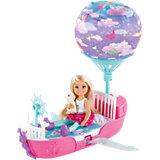 Волшебная кроватка Челси, Barbie