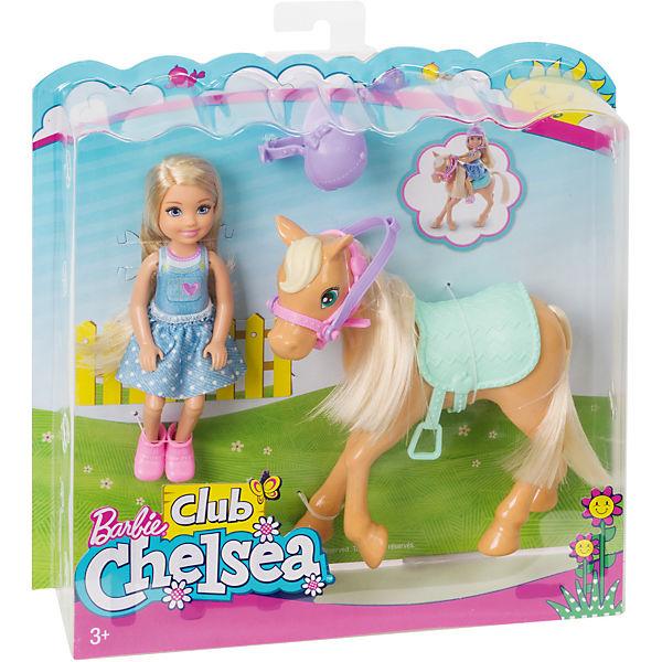 Кукла Челси и пони, Barbie