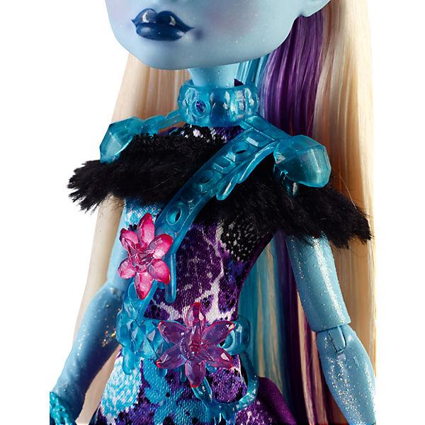 Монстряшка с длинными волосами Эбби Боминейбл, Monster High