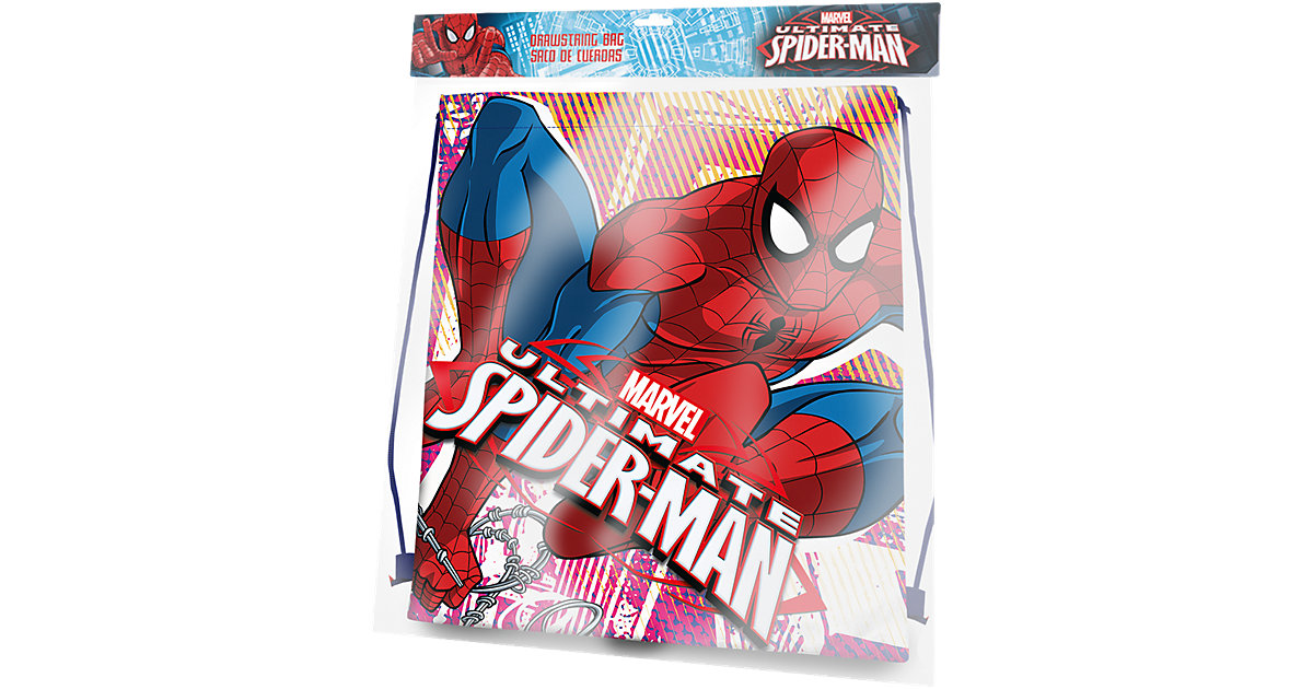 Sportbeutel Spiderman