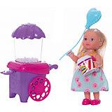 """Кукла """"Еви делает попкорн"""", 12 см, Simba"""
