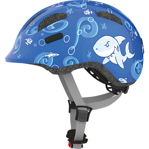 fahrradhelm smiley 2 0 blau sharky abus mytoys. Black Bedroom Furniture Sets. Home Design Ideas