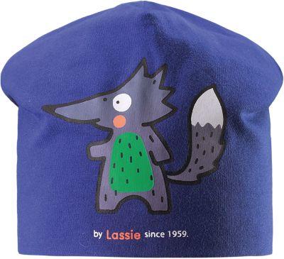 Шапка LASSIE - синий