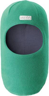 Шапка-шлем LASSIE - зеленый