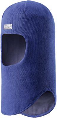 Шапка-шлем LASSIE - синий