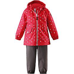 Комплект Hymy: куртка и брюки для девочки Reimatec Reima
