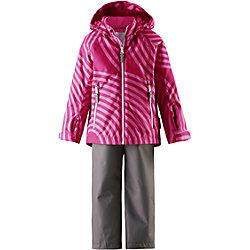 Комплект Seili: куртка и брюки для девочки Reimatec Reima