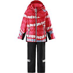 Комплект Kiddo Segel: куртка и брюки для девочки Reimatec Reima