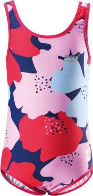 Купальник Sumatra слитный для девочки Reima - розовый