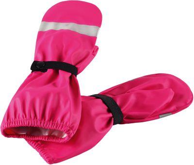 Непромокаемые варежки Kura для девочки Reima - розовый